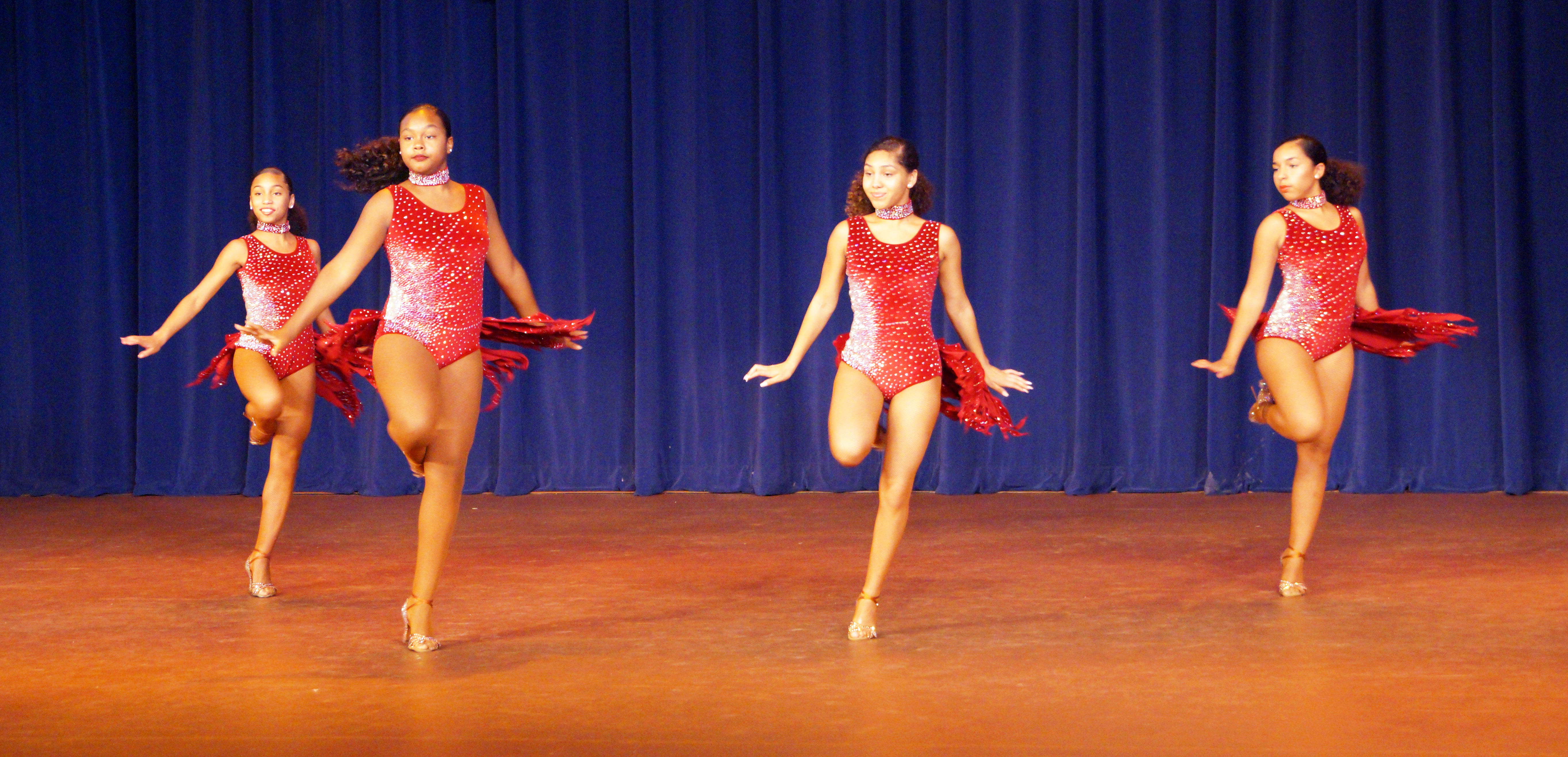 Salsabrositas. Photo courtesy of the Marcus Center for the Performing Arts.