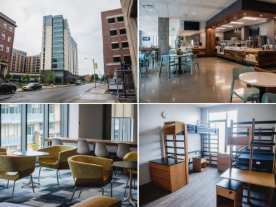 Eyes on Milwaukee: Inside Marquette's New Residence Hall
