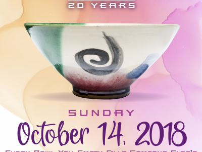 Milwaukee Empty Bowls Celebrates 20 Years