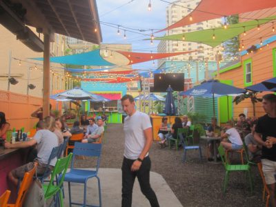 Bar Exam: Nomad's Worldly Beer Garden