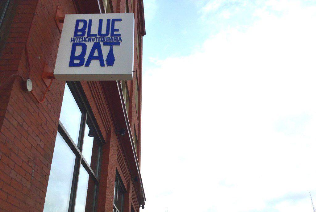 Blue Bat Kitchen & Tequilaria. Photo by Cari Taylor-Carlson.