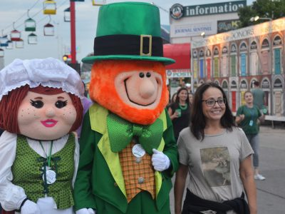 54th Shamrock Club of Wisconsin St. Patrick's Day Parade postponed
