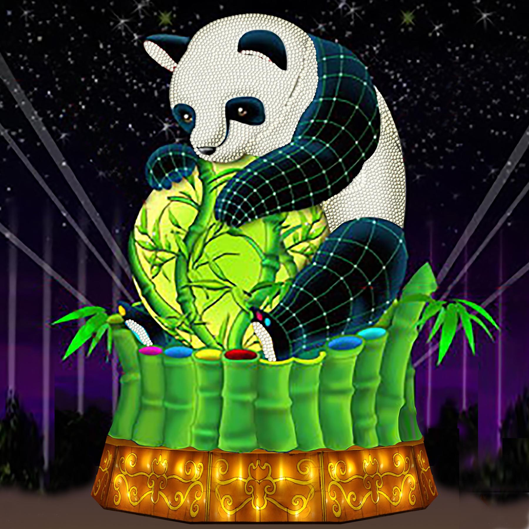 Ticket Sales Begin for World-Class Chinese Lantern Festival at Boerner Botanical Gardens, Sept. 21–Oct. 21