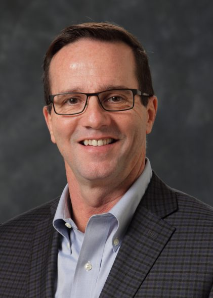 Stephen Schmid is the interim dean of UW-Milwaukee's new College of General Studies, which includes both the Waukesha and Washington County campuses. Photo from UWM.