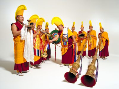 Classical: Multiphonic Chanting By Tibetan Monks