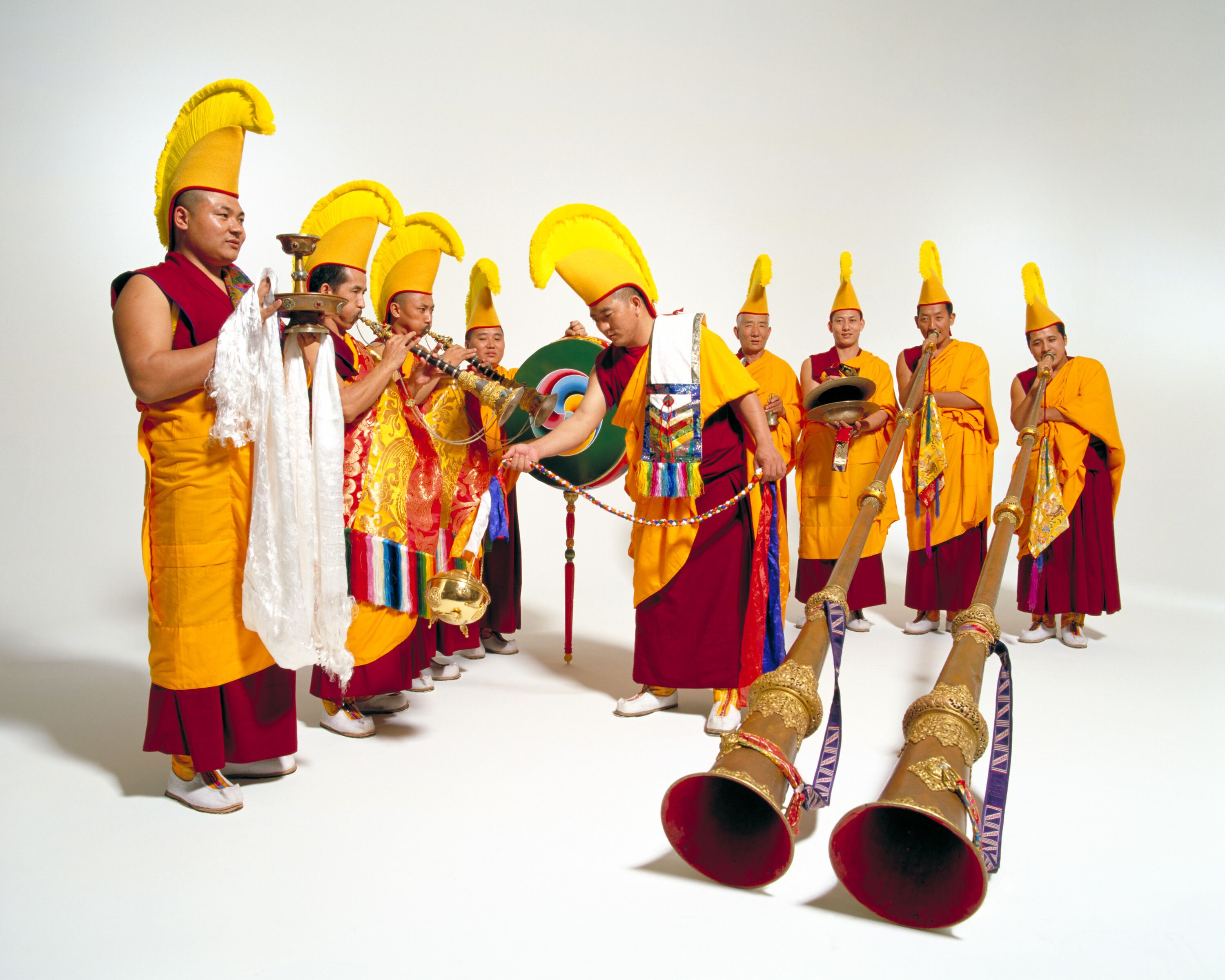 The Mystical Arts of Tibet. Photo courtesy of Early Music Now.