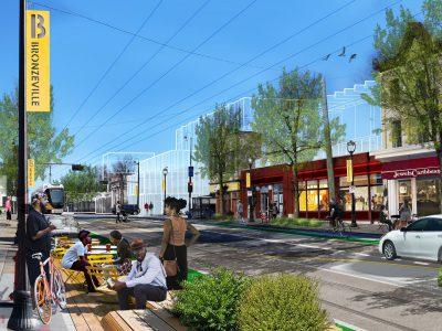 King Dr. Streetcar Extension Plan Released