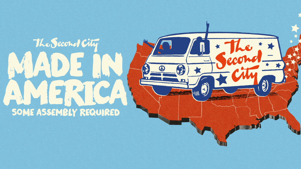 The Second City Hits the Road With Their Latest Revue, 'Made In America (Some Assembly Required)'