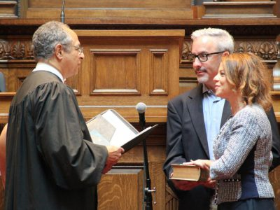 Justice Dallet Sworn in to Wisconsin Supreme Court