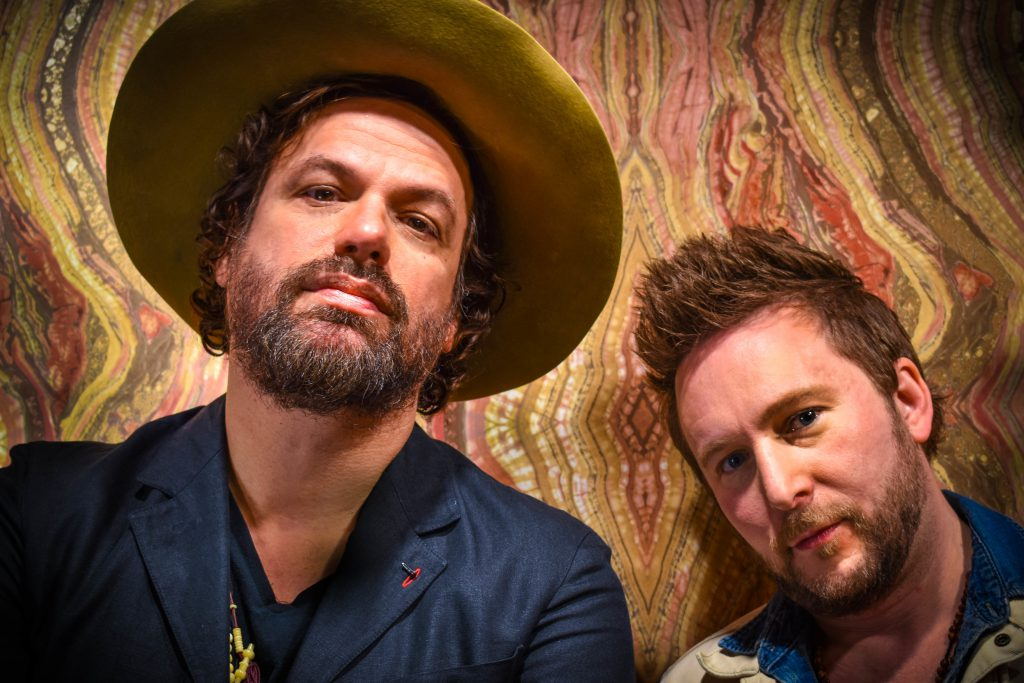 Michael Glabicki Singer/Songwriter of Rusted Root with Dirk Miller Comes to Wilson Theater at Vogel Hall