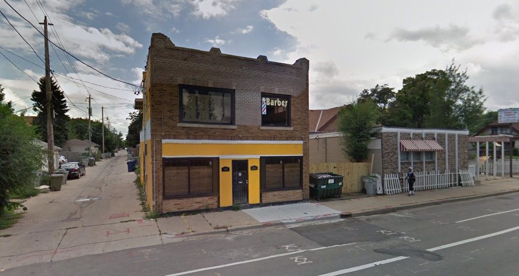 4519 W. Center St. Photo from Google.