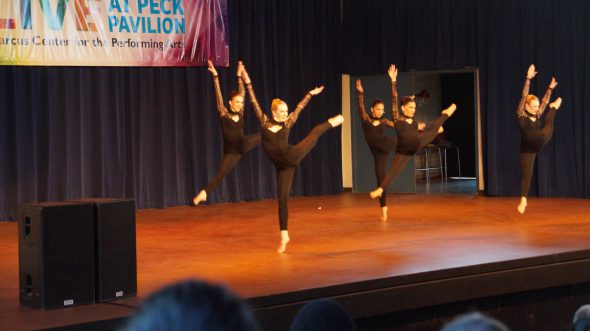 Young Dance Academy. Photo courtesy of the Marcus Center for the Performing Arts.