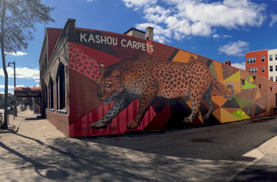 Kashou Carpets, 2169 N. Farwell Ave.