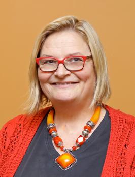 Lisa Hanson. Photo courtesy of Marquette University.