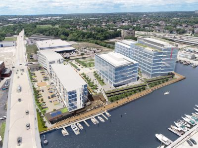 Plats and Parcels: Harbor District Emerges