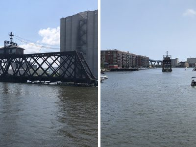 Eyes on Milwaukee: Should City Buy Third Ward Swing Bridge?