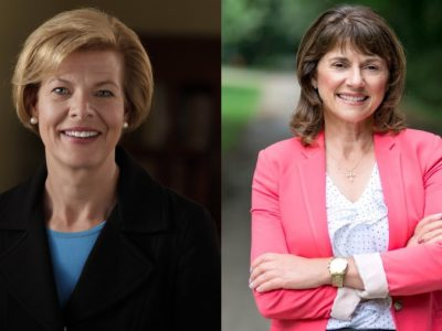 Baldwin, Vukmir Debate Health Care, Abortion