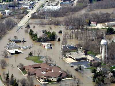 Could Foxconn Increase Downstream Flooding?