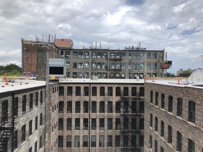 Eyes on Milwaukee: The Fortress Nearly Ready for Residents