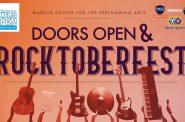 The Marcus Center Hosts ROCKTOBERFEST