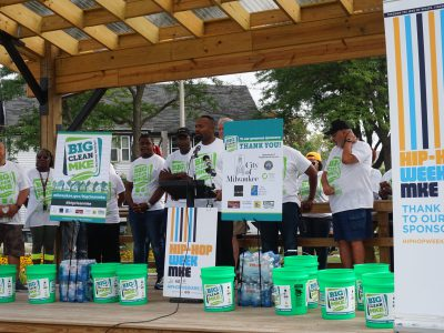 City-Wide Cleanup Targets Neighborhoods