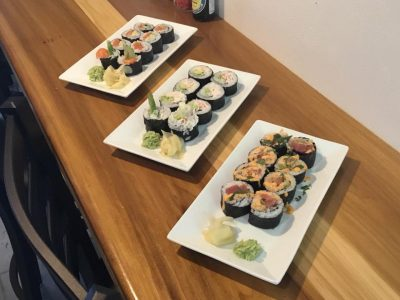 Dining: Bay View Sushi Restaurant Closing