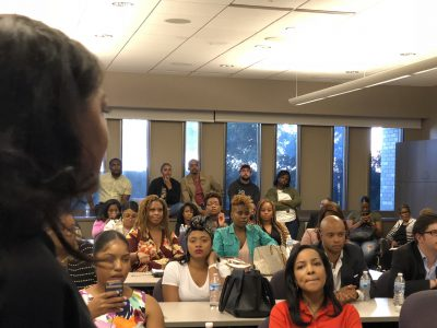 "Entrepreneurs ""Bootcamp"" Helps Minorities"