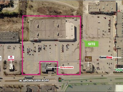 Plats and Parcels: Former Target Store To Become Warehouse