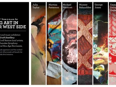 """Near West Side Partners to Host Local Art Exhibition: """"Crafting Art in the Near West Side"""""""