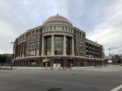 Friday Photos: Hammes HQ Nears Completion