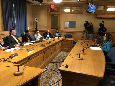 City Hall: Council Approves Civilian Health Oversight Board