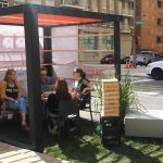 Photo Gallery: PARK(ing) Day 2018 Enlivens Downtown