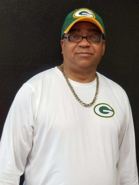 Melvin Reynolds. Photo courtesy of U.S. Cellular.