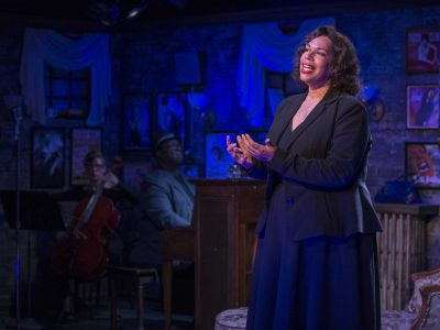 Theater: Rep's New Stackner Cabaret a Hit