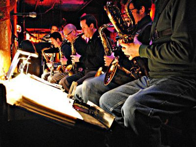 WMSE's 5th Annual Big Band Grandstand with Dewey Gill to feature the Chicago Jazz Orchestra