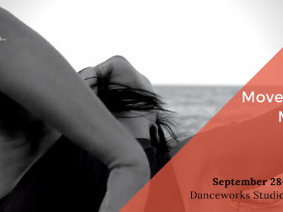 Danceworks DanceLAB presents NEW Movement Media Lab, September 28-29