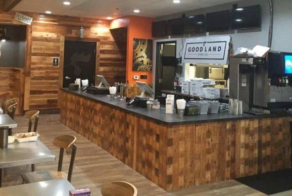 Good Land Wing Company. Photo courtesy of Affinity Strategic Marketing.