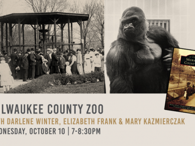 "North Point Lighthouse presents ""Milwaukee County Zoo,"" a fascinating and fun look back at the history of one of the finest zoos in the country and its most famous resident, Samson the gorilla."
