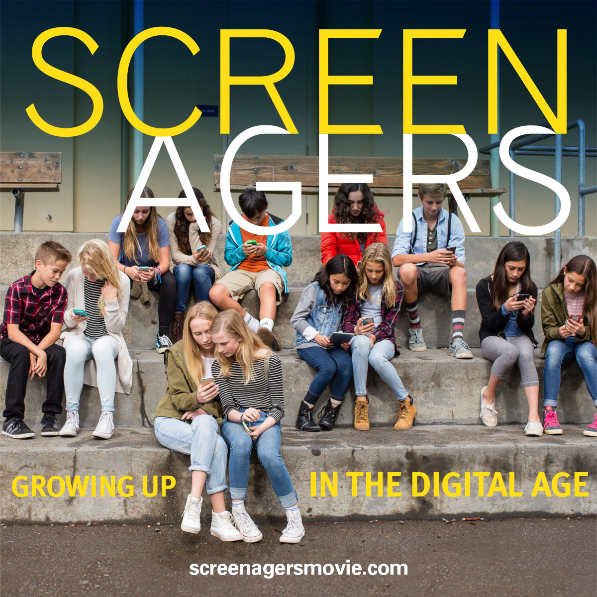 St. Thomas More to Host Public Showing of Award-Winning Documentary <em>Screenagers</em>