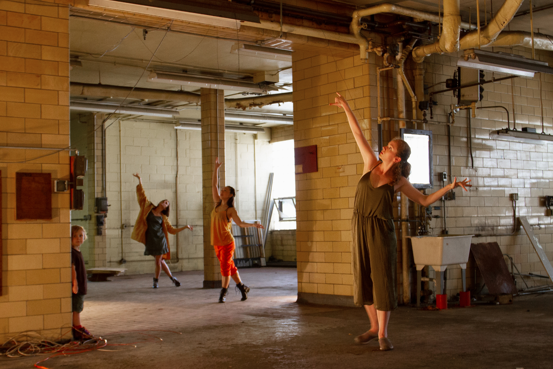 Wild Space Creates Acts of Discovery on Milwaukee's East Side