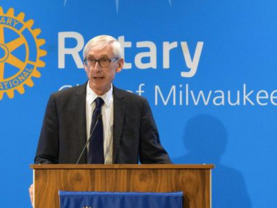 Race for Governor: Evers Wants Tax Cut for Needy Families