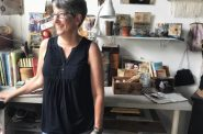 Gina Studelska. Photo courtesy of the Cedarburg Cultural Center.