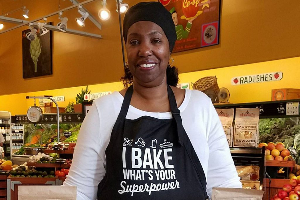 Susie Roberts, the winner of Rev-Up MKE, sells her bakery items wholesale in the Milwaukee area. Photo courtesy of Susie Roberts.