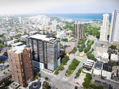 Eyes on Milwaukee: Tallest Wood Building in Western Hemisphere