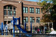 Zablocki Elementary School is one of two new community schools. Photo by Ryeshia Farmer/NNS.