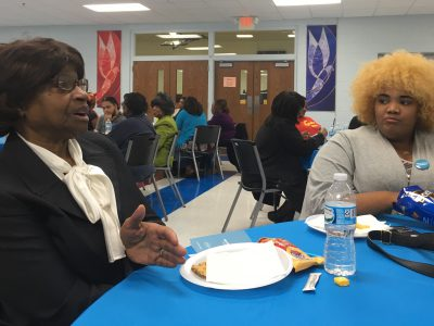Intergenerational Conversation Builds Community