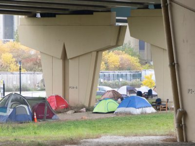"""Supportive Housing"" Needed for Homeless?"