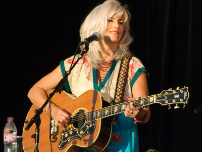 "Sieger On Songs: Emmylou Harris' Classic ""Making Believe"""