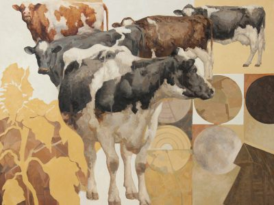 Visual Art: How Now Brown Cows