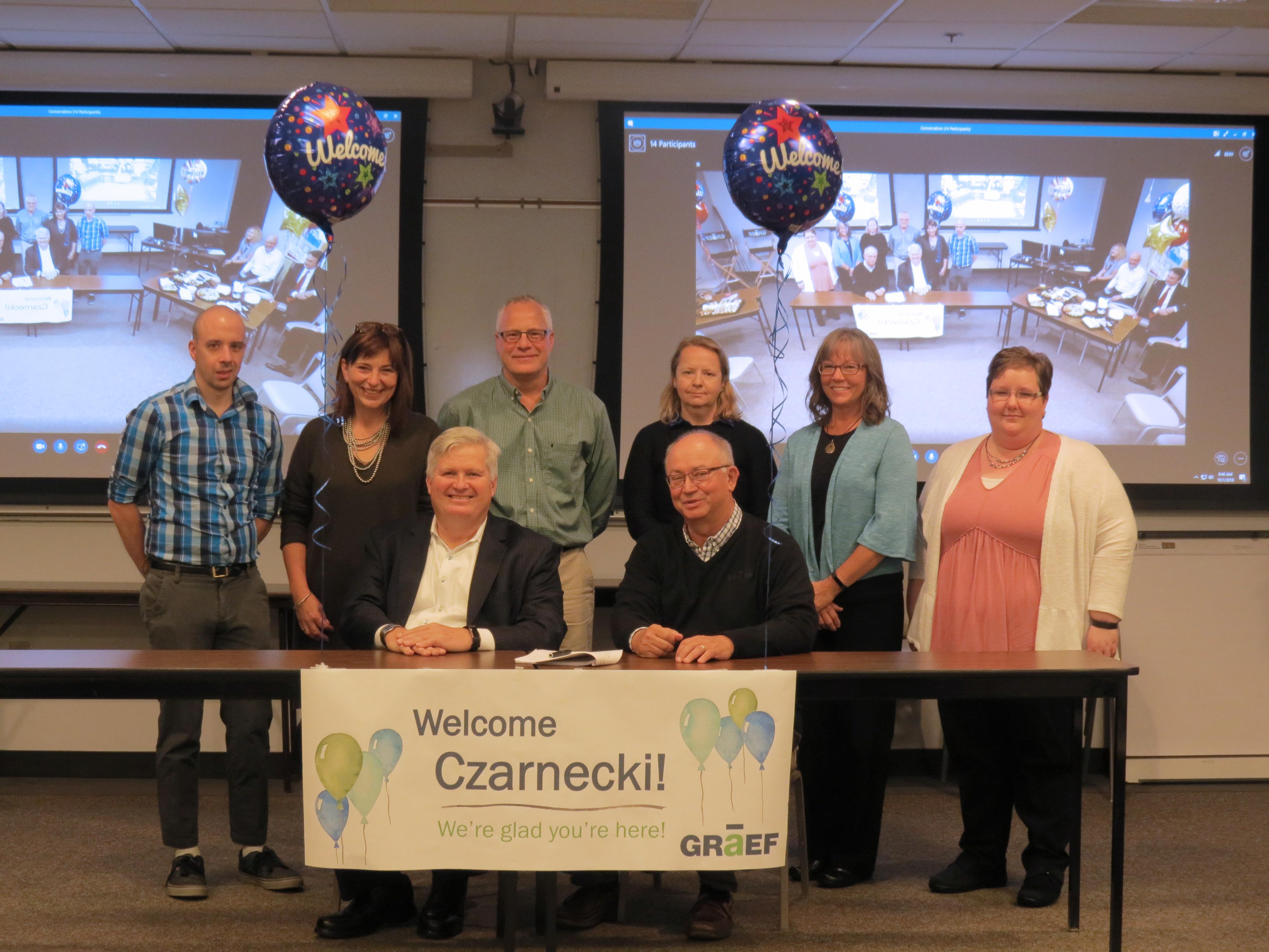 GRAEF Acquires Waukesha-based Czarnecki Engineering, Inc.